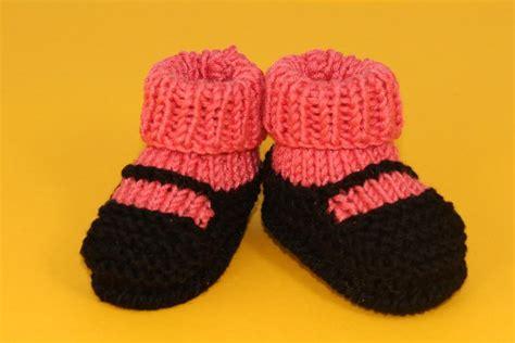 knitting pattern socks toddler 6 fun baby bootie knitting patterns on craftsy
