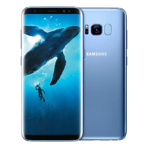 Samsung S8 Blue Coral samsung galaxy s8 plus g955fd 4g 64gb dual sim sim free