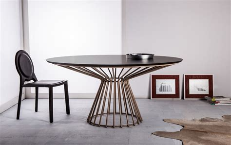 designer kitchen tables contemporary round white dining table louisville kentucky