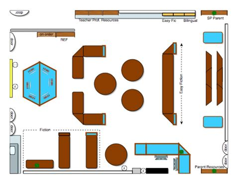 school library floor plans elementarylibraryroutines floor plans