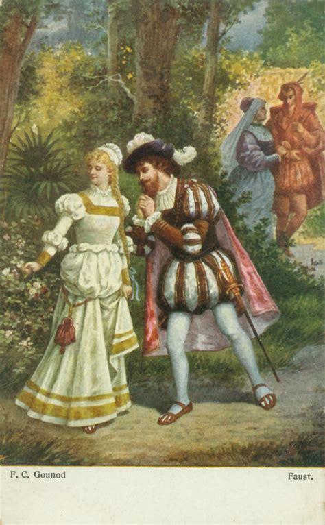 Das Goethezeitportal 187 Goethe Motive Auf Postkarten