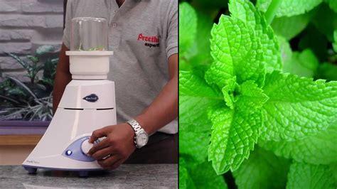 Preethi Blue Leaf 110 V Mixer Grinder for USA and Canada