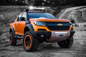 Chevrolet Colorado Road New Chevy Concept Road Truck Autos Post
