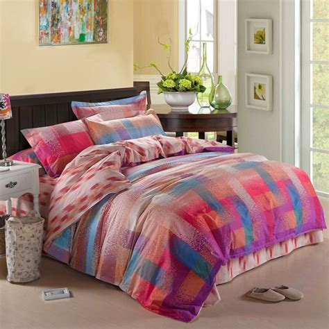comforter bedding set bed sheet set on sale 4pcs 100
