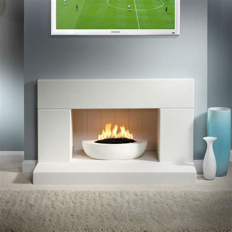 Low Fireplaces by Low Suite Chiswell Fireplaces