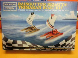 cub scout gutter boats famous raingutter regatta boats