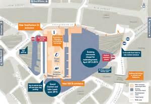 Bullring Floor Plan street maps birmingham browse info on street maps
