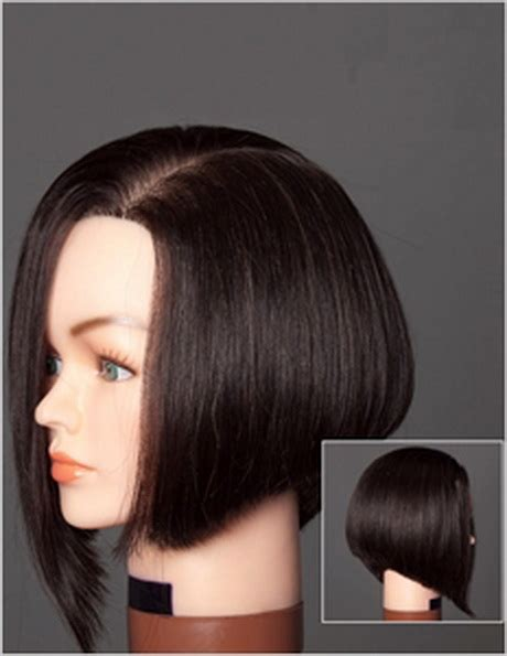 swing bob haircut steps bob haircut steps how to cut a line bob hairstyle aline