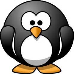 Penguin clip art at clker com vector clip art online royalty free