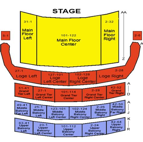 orpheum theatre boston seating chart orpheum theatre boston seating chart car interior design