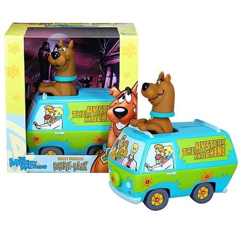 bobblehead price guide the mystery machine wacky wobbler bobble banks pop price
