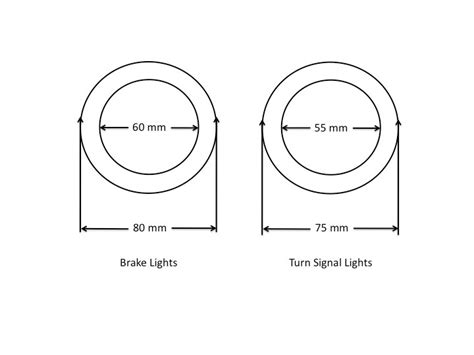 ring sizing template david diy led taillight modification page 4