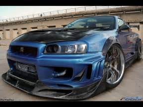 Fast Nissan Cars Fast Cars Nissan Skyline Images Wallpapers