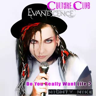 mighty mike: culture club vs. evanescence