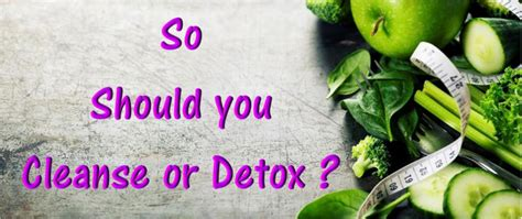 Should You Detox Or Cleanse by Should You Cleanse Or Detox Tfw Coffs Coast