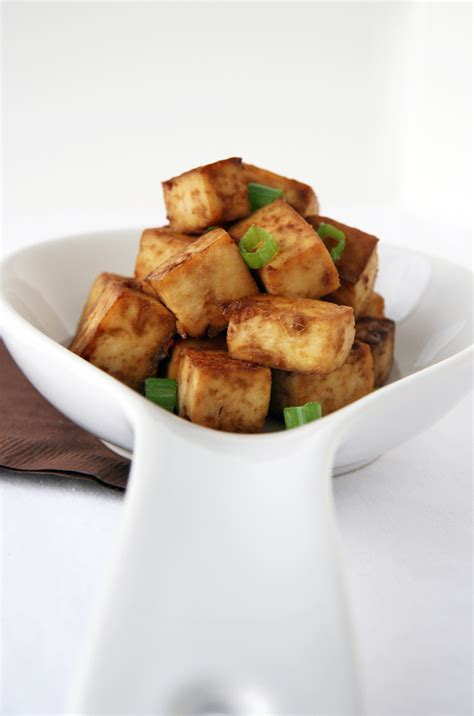 easy baked tofu recipe dishmaps