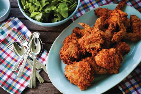 john besh fried chicken crispy chicken recipe sandwich wings costoletta salad