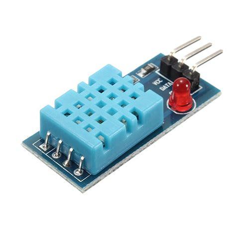 Sensor Kelembaban Dht11 Modul dht11 temperature relative humidity sensor module for arduino alex nld