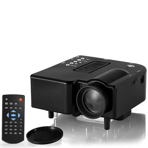Vga 800 X 600 original gp5s mini projector 100 lumens 320x240dpi 800 x 600 usb vga sd home gm hdmi