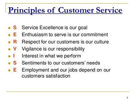 exle of excellent customer service effective customer service