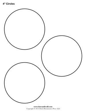 printable circle templates tim van de vall comics printables for kids