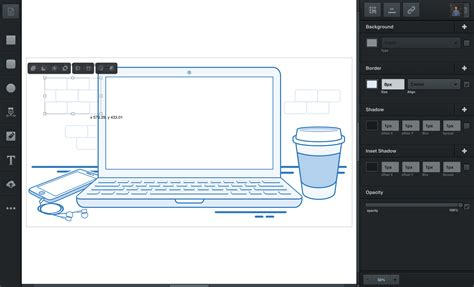 layout editor manual user guide vectr free vector graphic design software