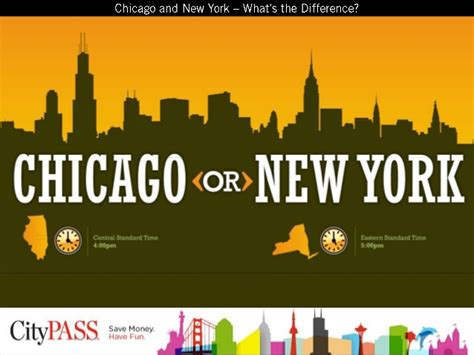 what is on a chicago chicago vs new york what is the difference
