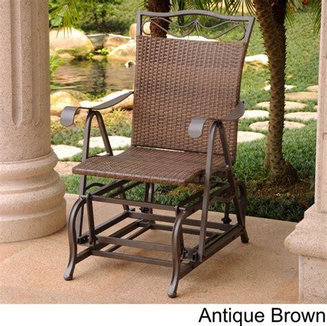 wicker glider patio furniture glider patio furniture home outdoor