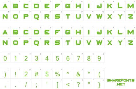 Font Green free font green lantern