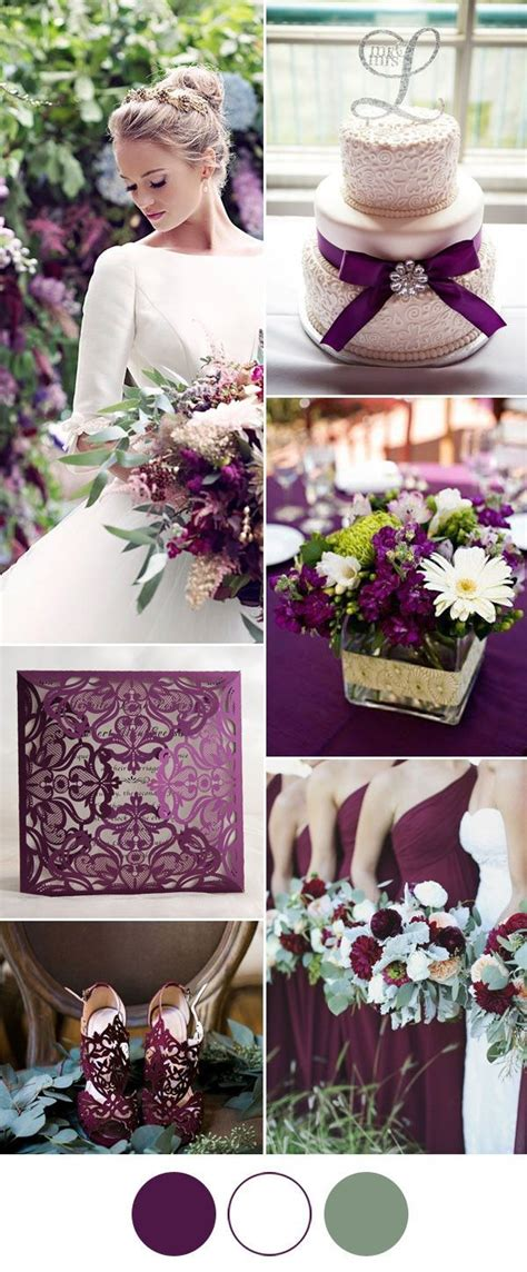 7 popular wedding color schemes for weddings wedding color palettes wedding colors
