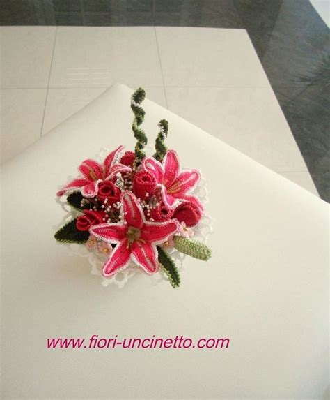 crochet fiori 67 best fiori all uncinetto crochet flowers images on