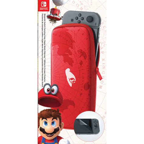 Carrying Screen Protector Mario Odyssey Version Nintendo Switch Mario Odyssey Carrying