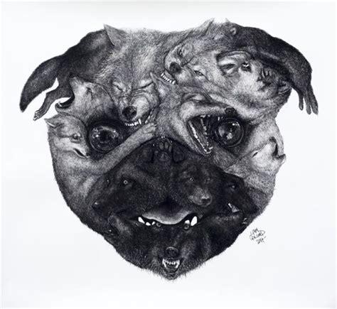 wolf pug liam gerrard wolf pug sanderson gallery