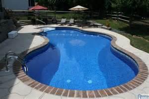 inground vinyl lined pools