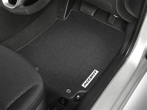Karpet Hyundai Accent accent tailored carpet floor mats hyundai australia