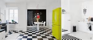 50s Kitchen interior design inspiration happychubbystar design