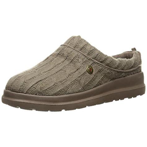 skechers womens slippers skechers 6330 womens cherish bob sled casual clog slippers
