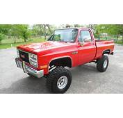 Classic 1987 Gmc Sierra Lifted 4x4 For Sale