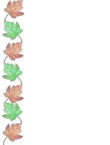 bordes de pagina colouring pages bordes decorativos bordes decorativos de hojas para imprimir