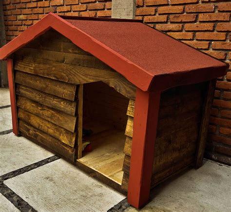 casas de madera para perros casa de madera para perro extra grande 3 100 00 en