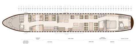 private jet floor plans private jet floor plans best free home design idea