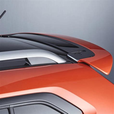 rear spoiler colour coded choice new ignis