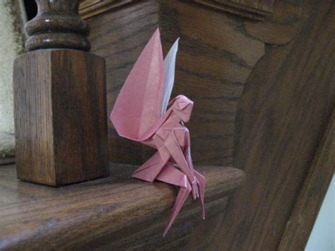 How To Make Paper Fairies - pink by zen pod on deviantart