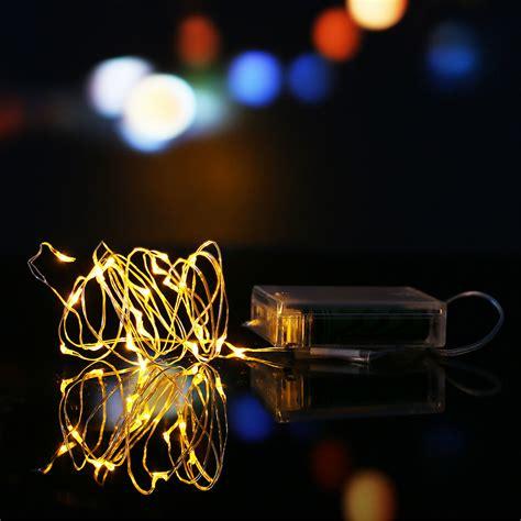 4 5v 20 30 Led Battery Mini Led Copper Wire Strip L Mini Led Light Strings