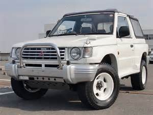 Japanese Used Cars Canada Jdm Pajero Diesel Sale V24 4d56 Pajero 1993 1992 Export