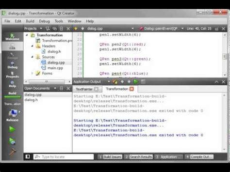 qt qthread tutorial c qt 67 qtcpserver a basic tcp server application
