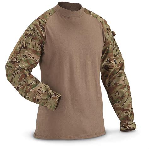 Hq 6928 Stripe Shirt Hq Issue S All Terrain Tiger Combat Shirt 648176