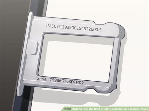 find a mobile phone 7 ways to find the imei or meid number on a mobile phone