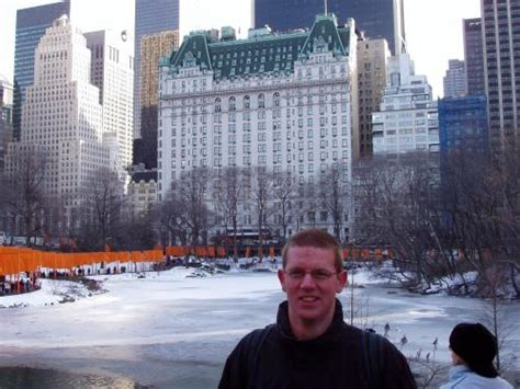 the plaza hotel as seen in home alone 2 andy and matt