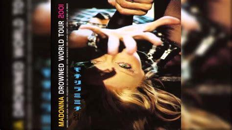 Cd Madonna World Tour madonna drowned world tour 2001 live audio hq